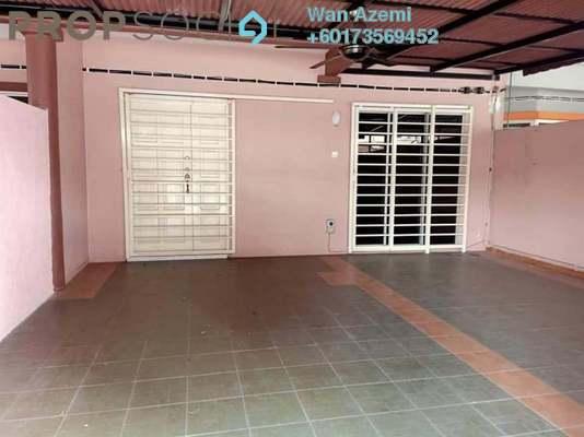 Terrace For Sale in Seksyen 8, Bandar Baru Bangi Freehold Semi Furnished 4R/3B 650k