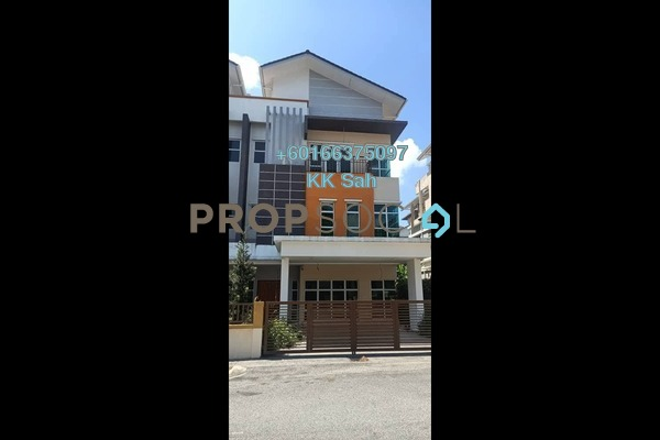 Semi-Detached For Sale in Lake Valley, Bandar Tun Hussein Onn Freehold Unfurnished 6R/7B 1.83m