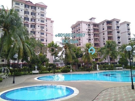Condominium For Sale in Sri Manja Court, PJ South Freehold Semi Furnished 3R/2B 420k