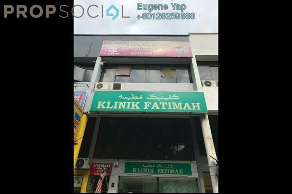 Shop For Sale in Taman Bukit Idaman, Selayang Freehold Semi Furnished 0R/0B 280k
