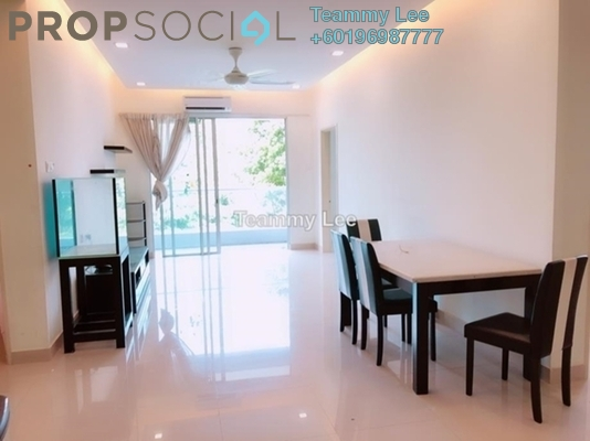 Condominium For Sale in Green Terrain, Cheras South Freehold Unfurnished 3R/3B 565k