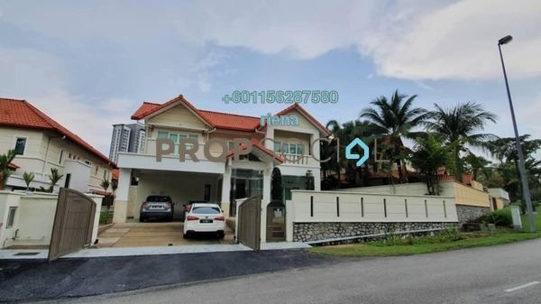 Bungalow For Sale in Green Haven, Tropicana Freehold Fully Furnished 8R/7B 5.7m