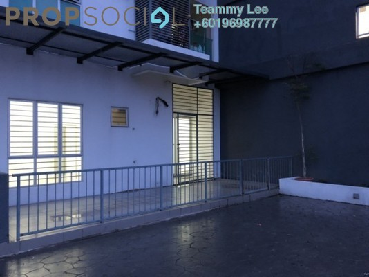 Condominium For Sale in Silk Residence, Bandar Tun Hussein Onn Freehold Unfurnished 3R/2B 375k