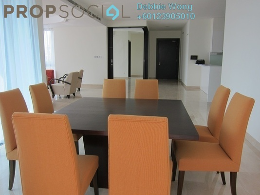 Condominium For Rent in 11 Mont Kiara, Mont Kiara Freehold Fully Furnished 4R/5B 11k