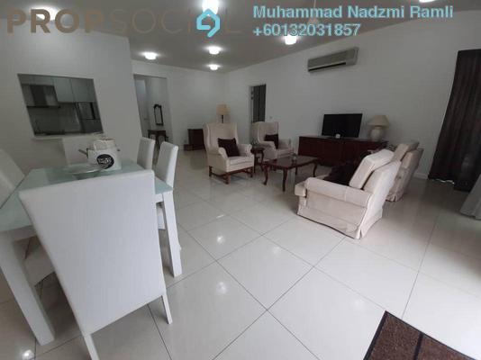 Condominium For Rent in Surian Residences, Mutiara Damansara Freehold Fully Furnished 4R/4B 6k