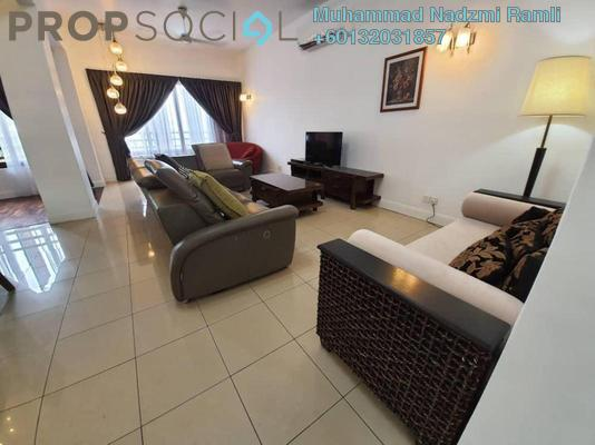 Condominium For Rent in Surian Residences, Mutiara Damansara Freehold Fully Furnished 4R/3B 5k