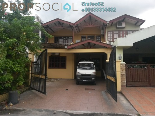 Terrace For Rent in Taman Melawati, Kuala Lumpur Freehold Semi Furnished 4R/3B 2.3k