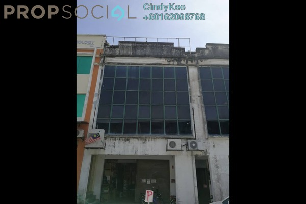 Shop For Rent in Taman OUG, Old Klang Road Freehold Unfurnished 0R/0B 3.5k