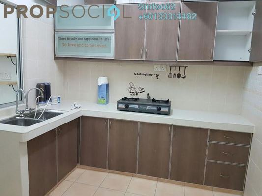 Condominium For Rent in Desa Putra, Wangsa Maju Freehold Fully Furnished 3R/2B 2.5k