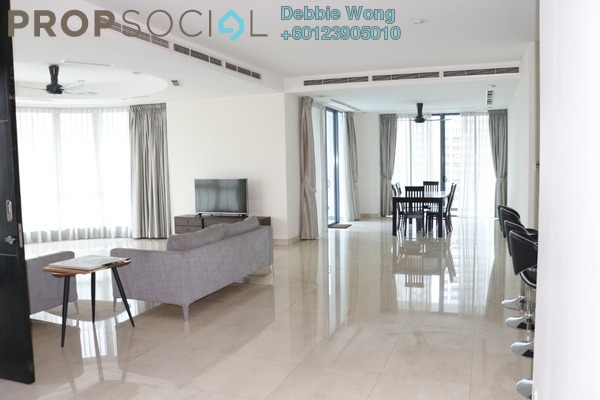 Condominium For Sale in 11 Mont Kiara, Mont Kiara Freehold Fully Furnished 5R/4B 2.9m