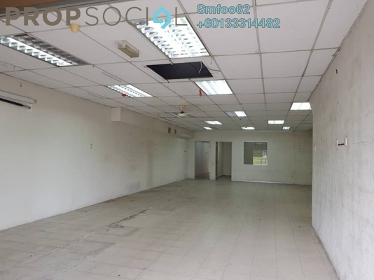 Shop For Rent in Taman Maluri, Cheras Freehold Unfurnished 0R/0B 4.3k