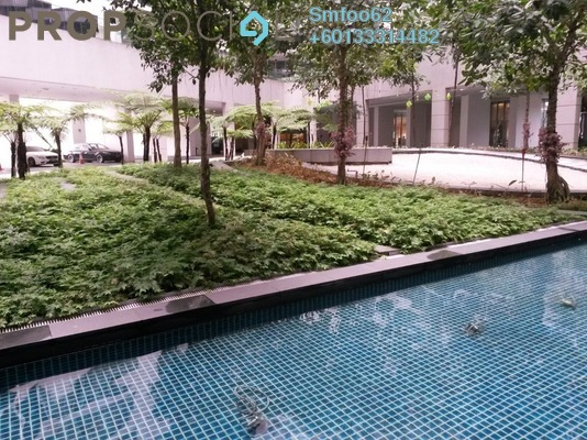 Condominium For Rent in Regalia @ Jalan Sultan Ismail, Kuala Lumpur Freehold Fully Furnished 0R/0B 2k