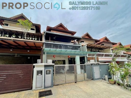 Terrace For Sale in The Peak, Cheras South Freehold Semi Furnished 6R/5B 1.3m