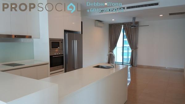 Condominium For Rent in 11 Mont Kiara, Mont Kiara Freehold Semi Furnished 5R/5B 12k