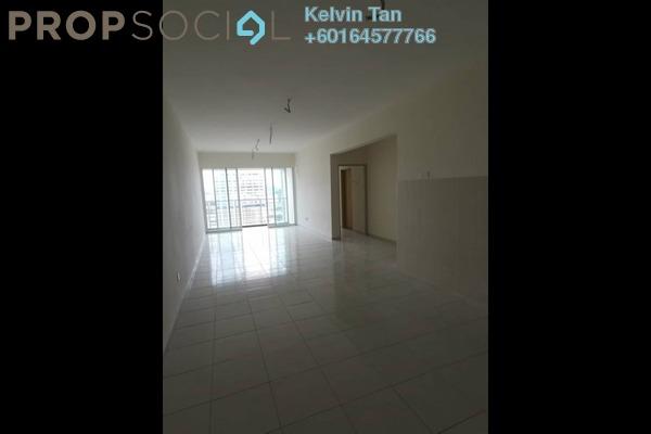 Condominium For Sale in Mahsuri Apartment, Setiawangsa Freehold Unfurnished 3R/3B 480k