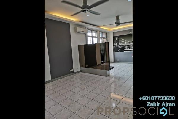 Condominium For Sale in Elaeis 2, Bukit Jelutong Freehold Semi Furnished 3R/2B 395k