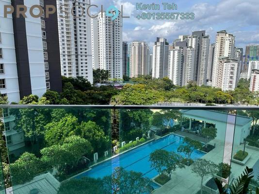 Condominium For Sale in Kiaramas Danai, Mont Kiara Freehold Semi Furnished 3R/5B 1.65m
