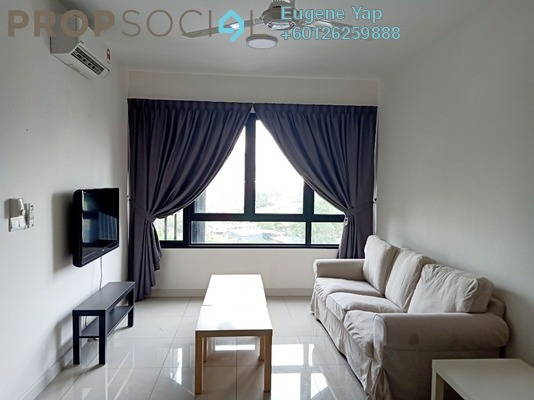 Serviced Residence For Rent in Tuan Residency, Jalan Ipoh Freehold Fully Furnished 3R/2B 1.4k