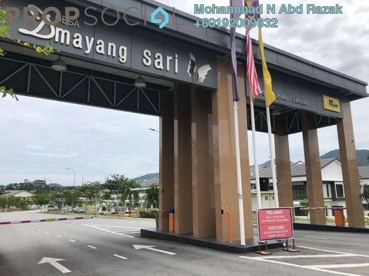 Terrace For Sale in D'Mayang Sari, Nilai Freehold Unfurnished 4R/4B 550k