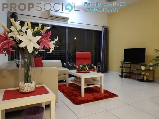 Condominium For Sale in Setia Walk, Pusat Bandar Puchong Freehold Fully Furnished 1R/1B 428k