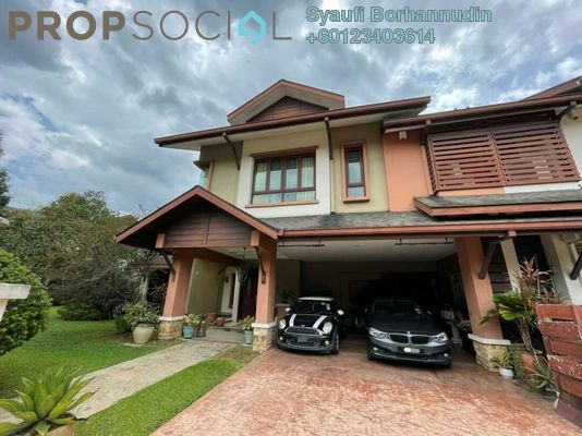 Semi-Detached For Sale in D'Puncak, Bukit Jelutong Freehold Unfurnished 5R/7B 4.2m