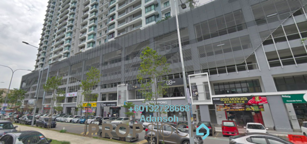 Office For Sale in Fortune Perdana Lakeside, Kepong Freehold Unfurnished 0R/0B 770k