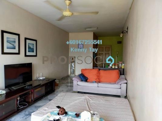 Condominium For Sale in Sri Intan 1, Jalan Ipoh Freehold Semi Furnished 3R/2B 298k