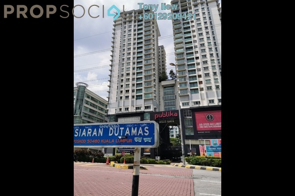 Shop For Sale in Solaris Dutamas, Dutamas Freehold Fully Furnished 1R/2B 2.2m