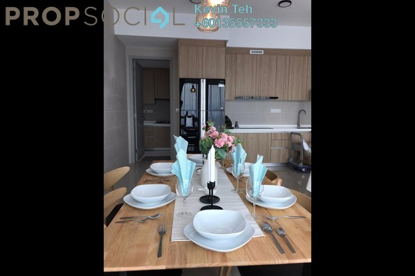 Condominium For Rent in Sunway Mont Residences, Mont Kiara Freehold Fully Furnished 4R/4B 5.5k