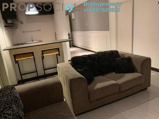 Condominium For Rent in BSP 21, Bandar Saujana Putra Freehold Fully Furnished 1R/1B 1.1k