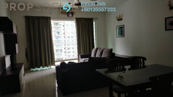Condominium For Sale in Ceriaan Kiara, Mont Kiara Freehold Fully Furnished 3R/3B 930k