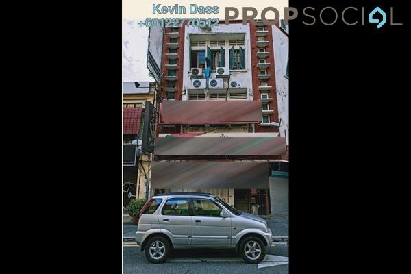 Shop For Rent in Petaling Street, Pudu Freehold Semi Furnished 2R/2B 8k