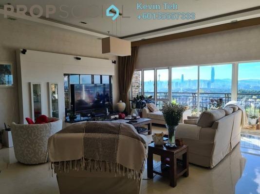 Condominium For Sale in Waldorf Tower, Sri Hartamas Freehold Semi Furnished 4R/3B 2.8m