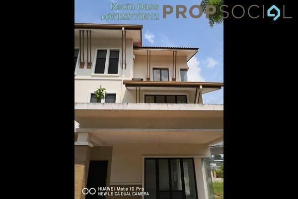 Terrace For Sale in BK9, Bandar Kinrara Freehold Semi Furnished 5R/3B 1.9m