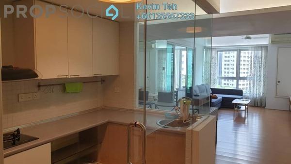 Condominium For Rent in i-Zen Kiara I, Mont Kiara Freehold Fully Furnished 2R/2B 2k