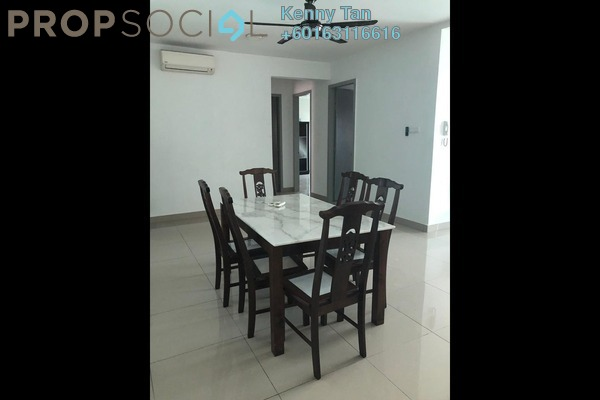 Condominium For Rent in Kiara Residence 2, Bukit Jalil Freehold Fully Furnished 4R/3B 2.3k