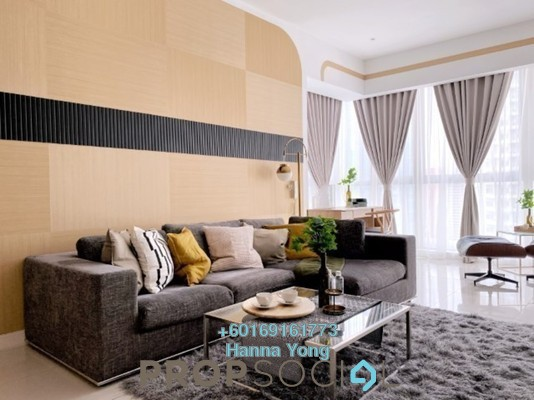 Condominium For Rent in Marc Service Residence, KLCC Freehold Fully Furnished 2R/2B 4.5k