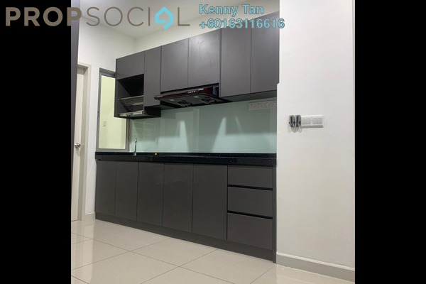 Serviced Residence For Rent in Savanna Executive Suites, Southville City Freehold Semi Furnished 3R/2B 1.3k