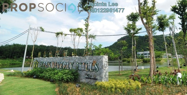 Condominium For Sale in Green Beverly Hills, Putra Nilai Freehold Semi Furnished 3R/2B 240k