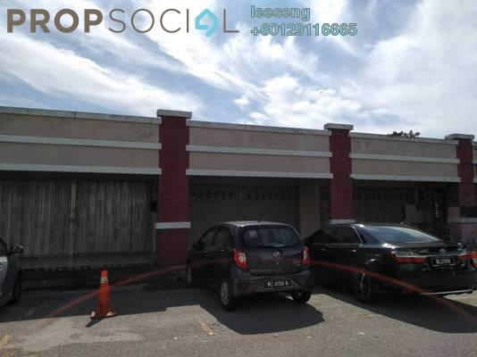 Shop For Sale in Bandar Bukit Tinggi 2, Klang Freehold Unfurnished 0R/2B 438k