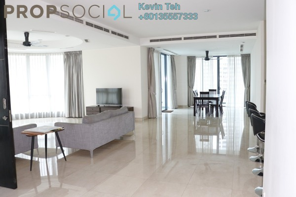 Condominium For Rent in 11 Mont Kiara, Mont Kiara Freehold Fully Furnished 4R/5B 10k