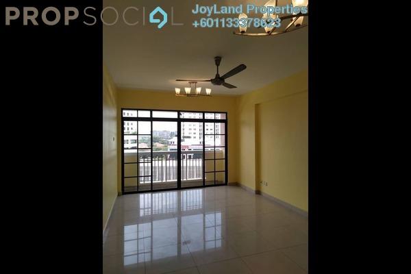 Apartment For Sale in Pelangi Astana, Bandar Utama Freehold Semi Furnished 3R/2B 399k