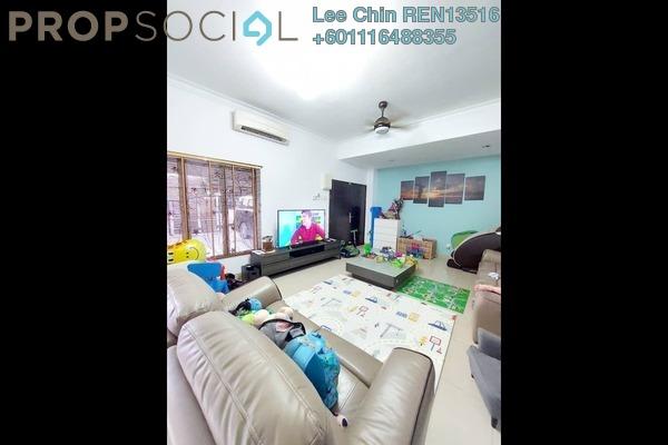 Terrace For Sale in Taman Damai Impian 2, Bandar Damai Perdana Freehold Semi Furnished 5R/3B 1.5m