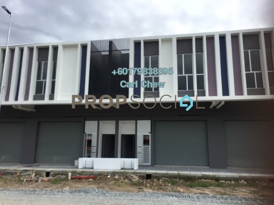 Shop For Sale in Taman Langat Utama, Banting Freehold Unfurnished 0R/2B 850k