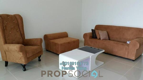 Condominium For Sale in Le Yuan Residence, Kuchai Lama Freehold Fully Furnished 4R/4B 1.1m