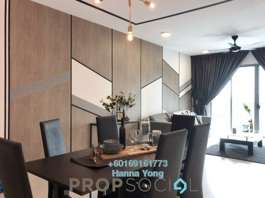 Serviced Residence For Rent in Residensi Sefina, Mont Kiara Freehold Fully Furnished 3R/3B 4.6k