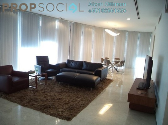 Condominium For Sale in K Residence, KLCC Freehold Fully Furnished 4R/4B 3.27m