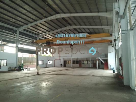 Factory For Rent in Taman Kota Puteri, Masai Freehold Unfurnished 0R/0B 17k