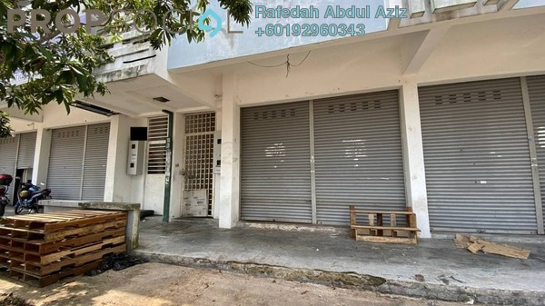 Shop For Sale in Taman Lestari Perdana, Bandar Putra Permai Freehold Unfurnished 0R/0B 750k