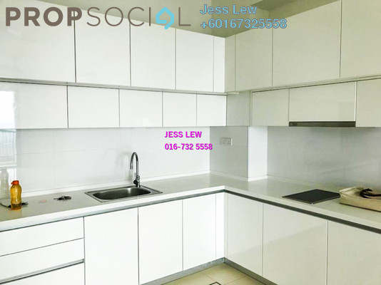 Condominium For Rent in Putra Residence, Putra Heights Freehold Semi Furnished 3R/2B 1.8k